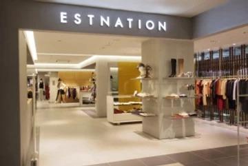 エストネーション銀座店と六本木店でSBCP PRODUCTがお取り扱いとなりました。